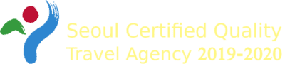 Seoul Certified Quality Travel Agency 2019-2020 logo